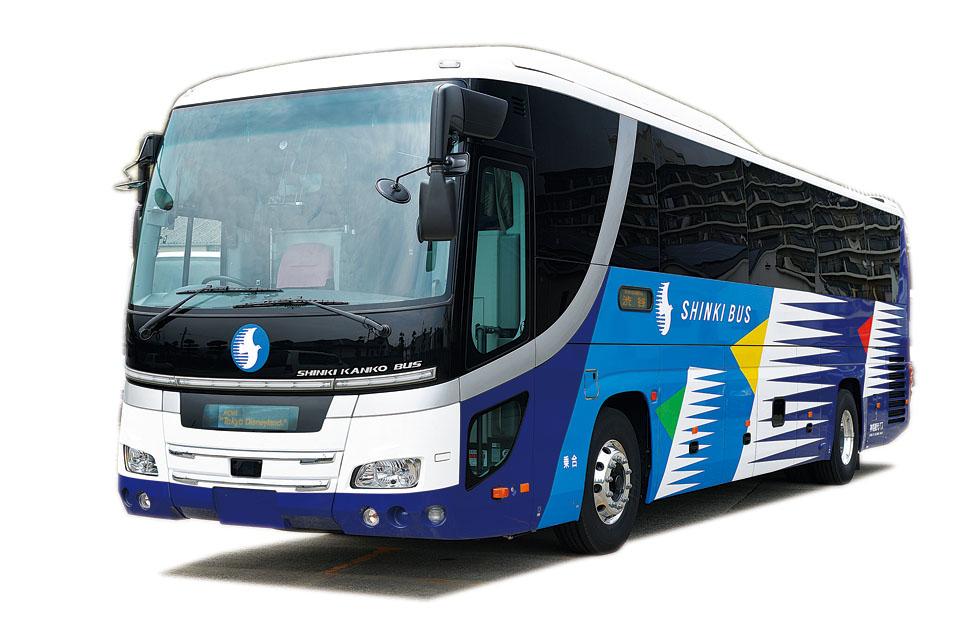 【代行便】Limon Bus 003便(関西発)4列スタンダード