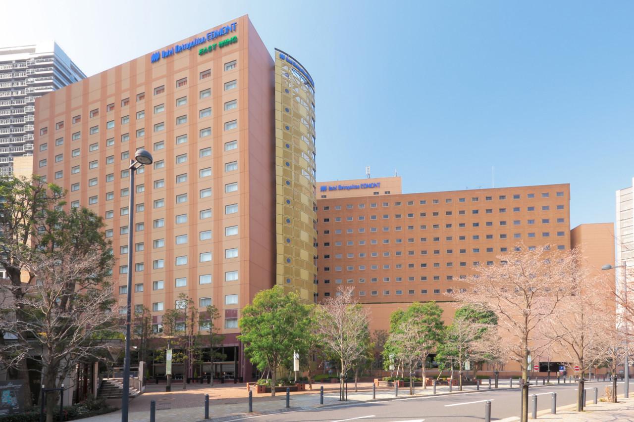 【8月-10月】ホテルメトロポリタンエドモント