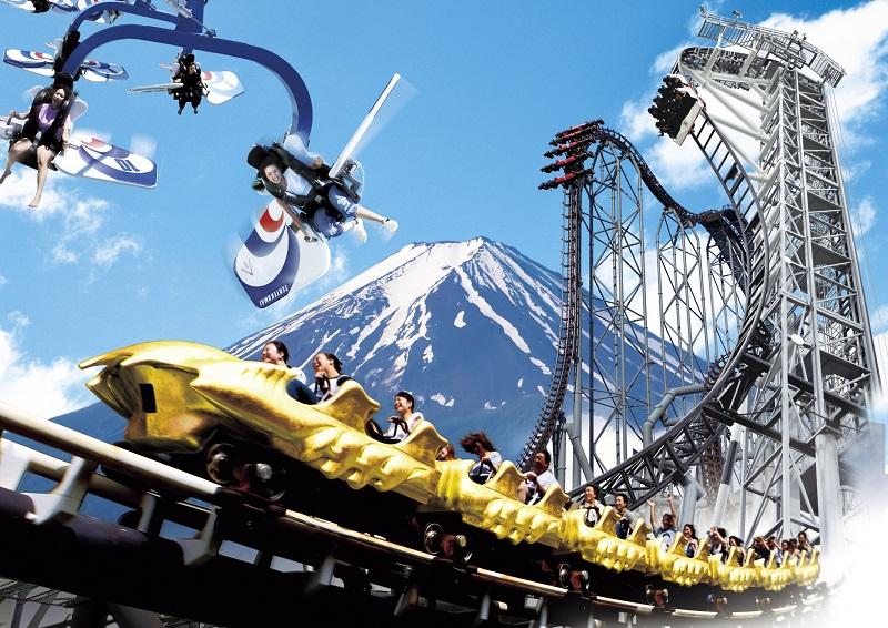 たっぷり1日富士急ハイランド