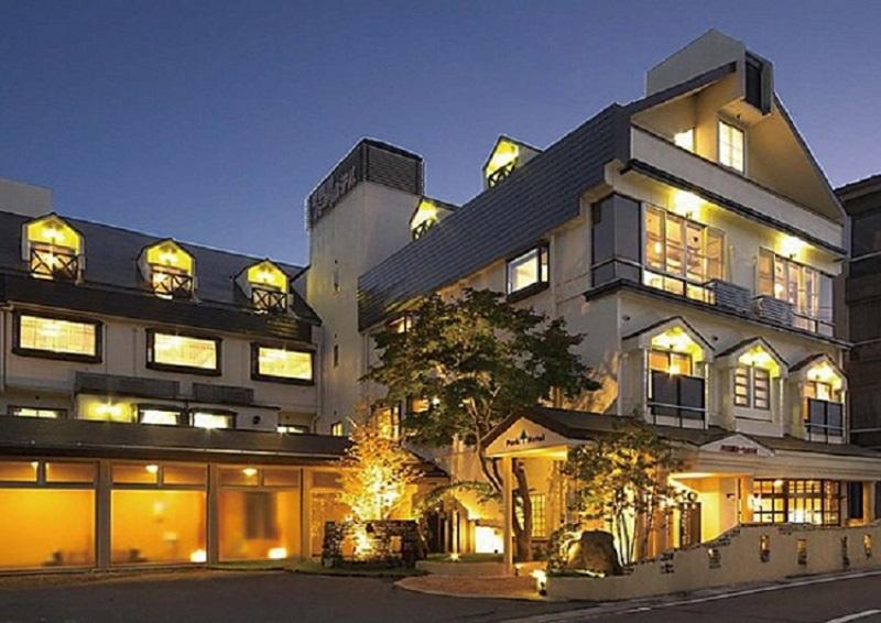 【富士Q1日+東京0.5日】河口湖パークホテル