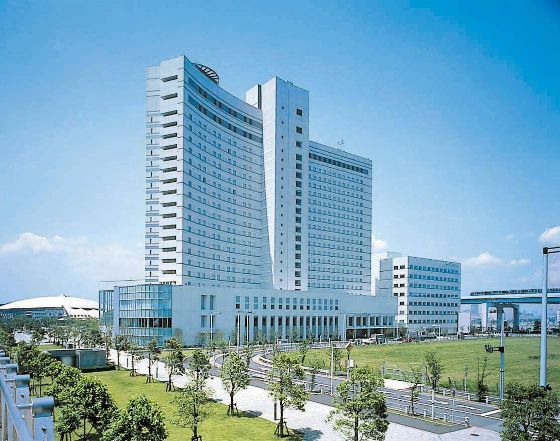 【バス&ホテル】東京ベイ有明ワシントンホテル